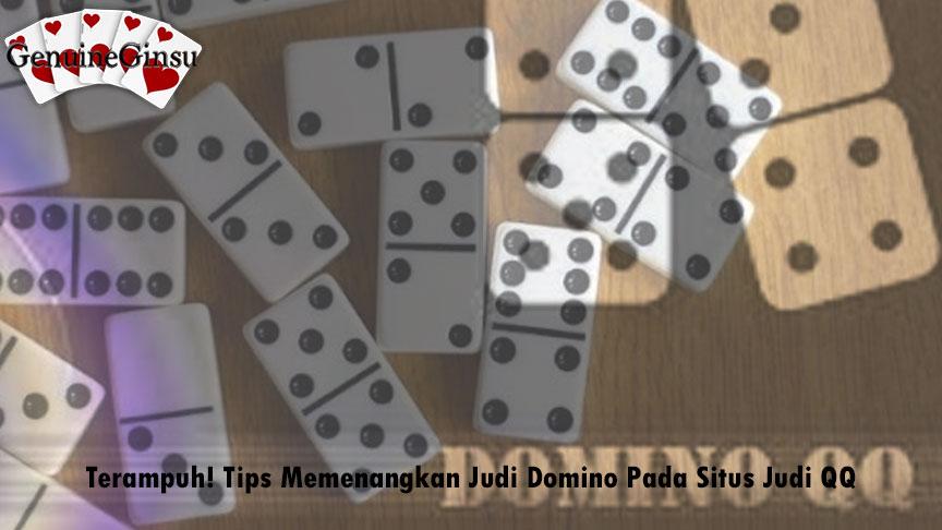 Situs Judi QQ - Terampuh! Tips Memenangkan Judi - GenuineGinsu